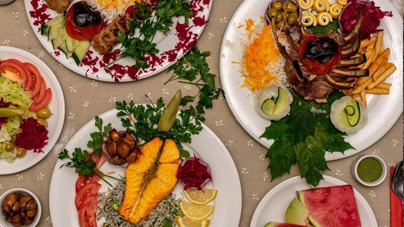 رستوران شورورزی مشهد با انواع غذاهای ایرانی