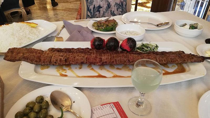 قیمت غذاهای رستوران راستگو، منو رستوران راستگو مشهد
