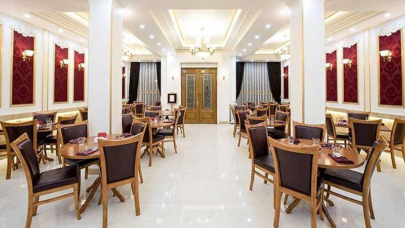 رستوران رضایی مشهد خیابان کاشانی