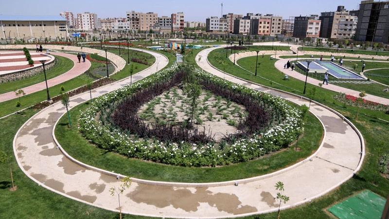 یمت بلیط بوستان مینیاتوری مشهد
