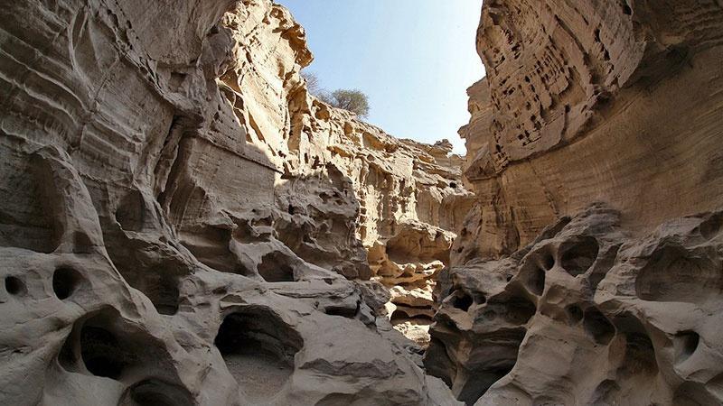 دره آل مشهد و غار آل