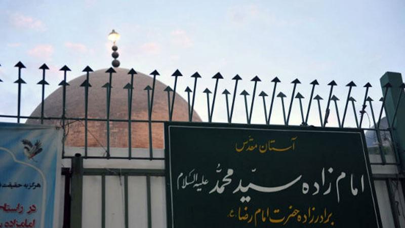 تاریخچه گنبد خشتی مشهد