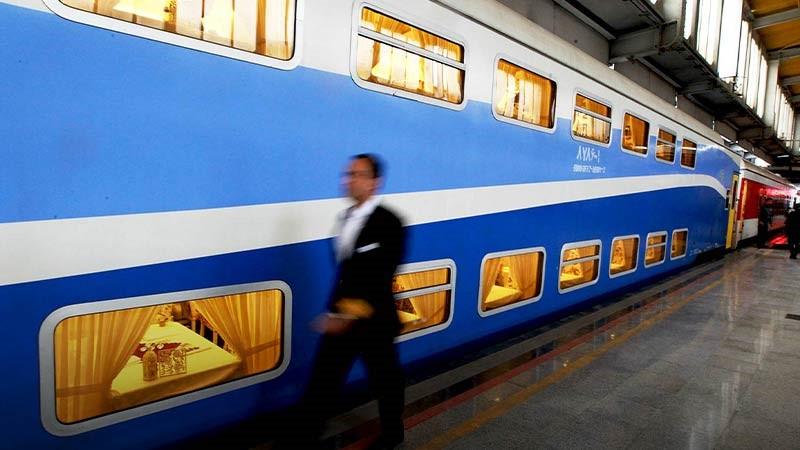 سفر تبریز به مشهد با قطار