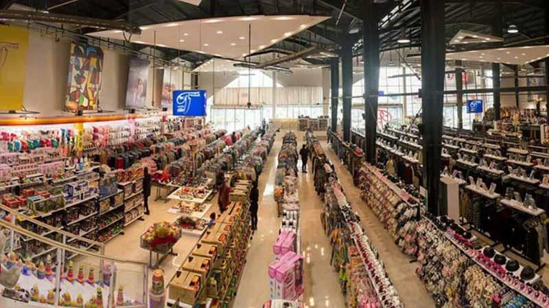 دسترسی به مرکز خرید تیراژه مشهد