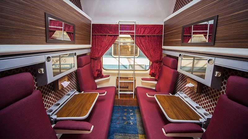 انتخاب بهترین قطار برای سفر
