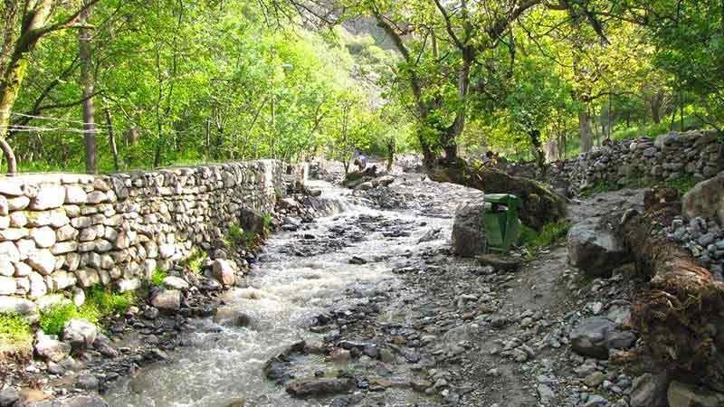 شهرستان طرقبه مشهد