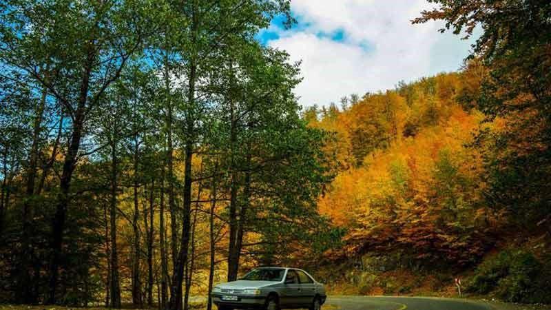 سفر زمینی با خودرو شخصی