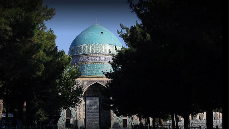 قبرستان خواجه ربیع مشهد