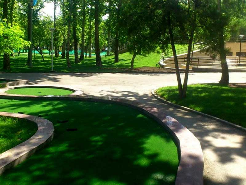 پارک اختصاصی بانوان در مشهد، پارک وحدت