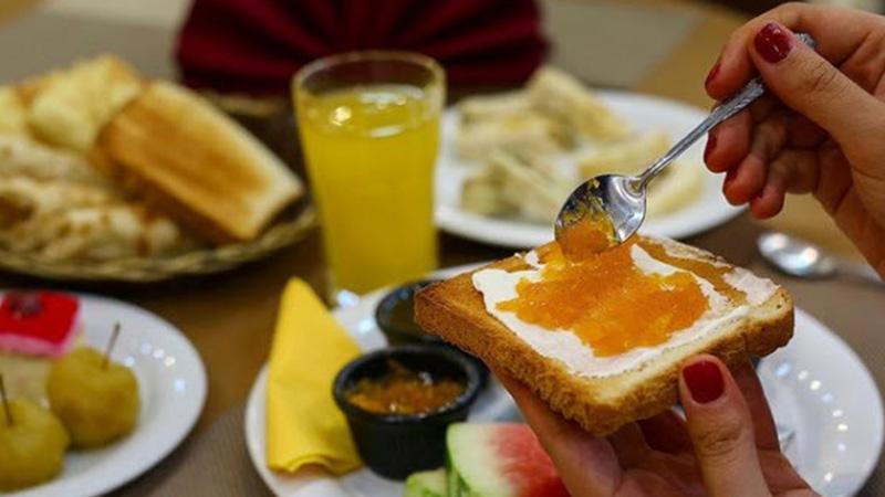 بوفه صبحانه نارمک مشهد