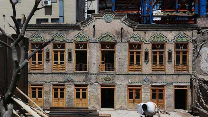 خانه تاریخی امیری