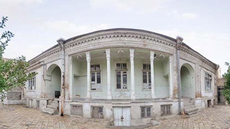 خانه تاریخی کوزه کنان