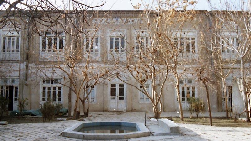 خانه تاریخی رجایی مشهد