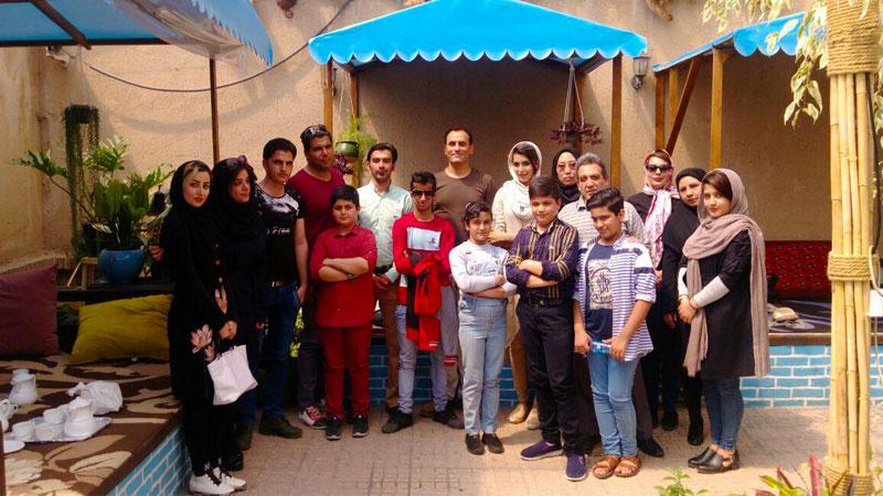 آموزشگاه آزاد سینمایی آپادانا بهترین مرکز برای تست بازیگری در مشهد