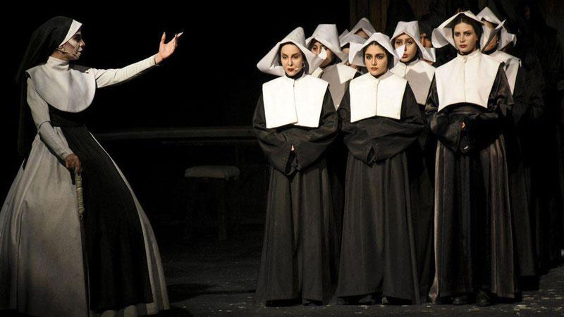 کلاس تئاتر بزرگسالان در مشهدتئاتر در مشهد