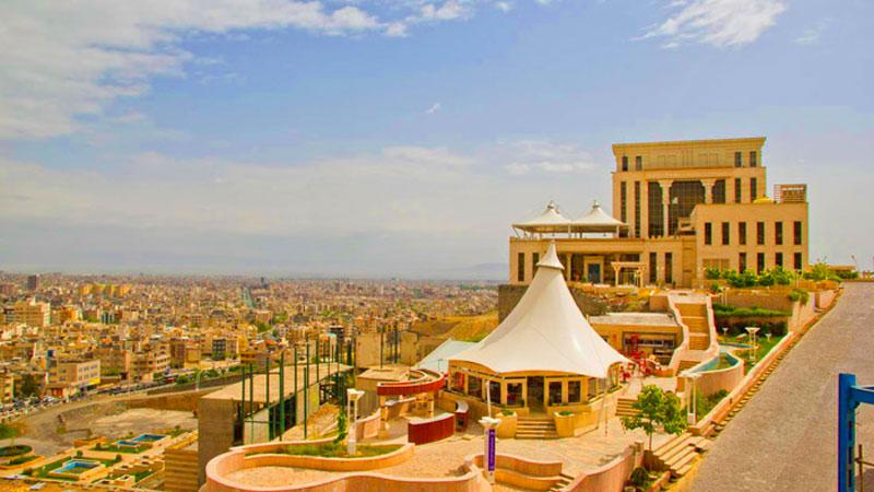 کافی شاپ کوهسر مشهد،محلی مناسب برای رفع خستگی