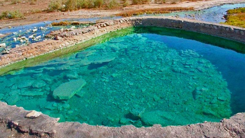 عکس چشمه گیلاس مشهد، چشمهای تاریخی در چناران