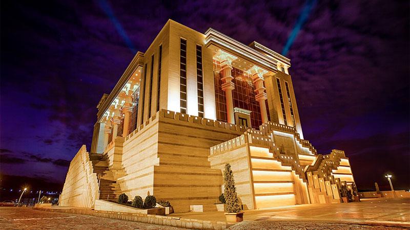 تالارهای کوهسر مشهد،مناسب برگزاری مراسم عروسی و ازدواج