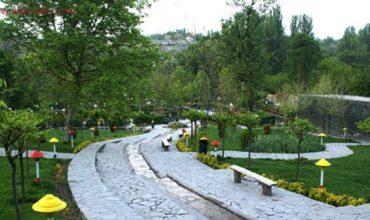 پارک میرزا کوچک خوان مشهد