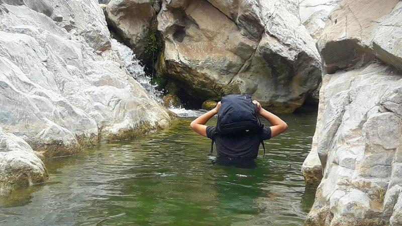 آب گرم خلیل آباد، یکی از جاذبههای گردشگری مشهد
