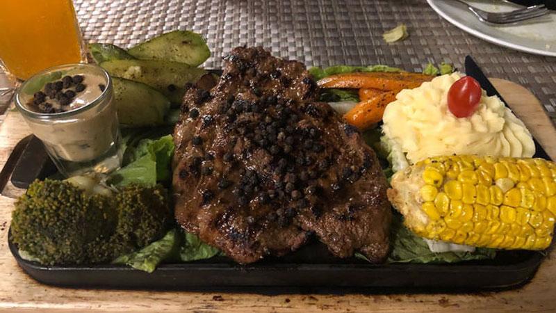 رستوران برگو مشهد، بهترین استیک مشهد