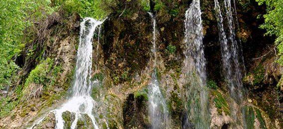 آشنایی با آبشار اخلمد مشهد
