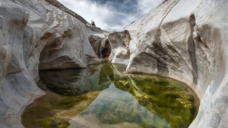 منظر طبیعی هفت حوض مشهد، مهمترین آثار طبیعی مشهد