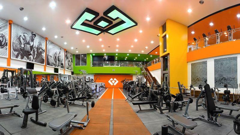بهترین سالن VIP ورزشی مشهد، باشگاه اوتانا