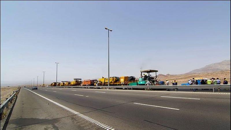 جاده سبزوار مشهد