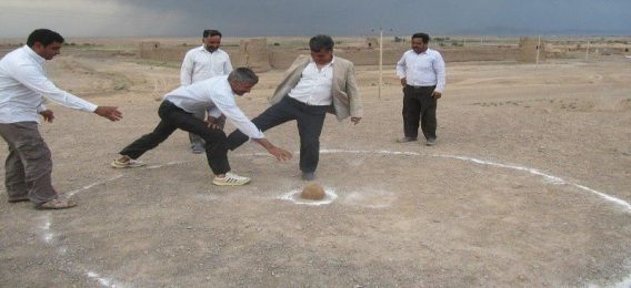بازی های بومی و محلی خراسان