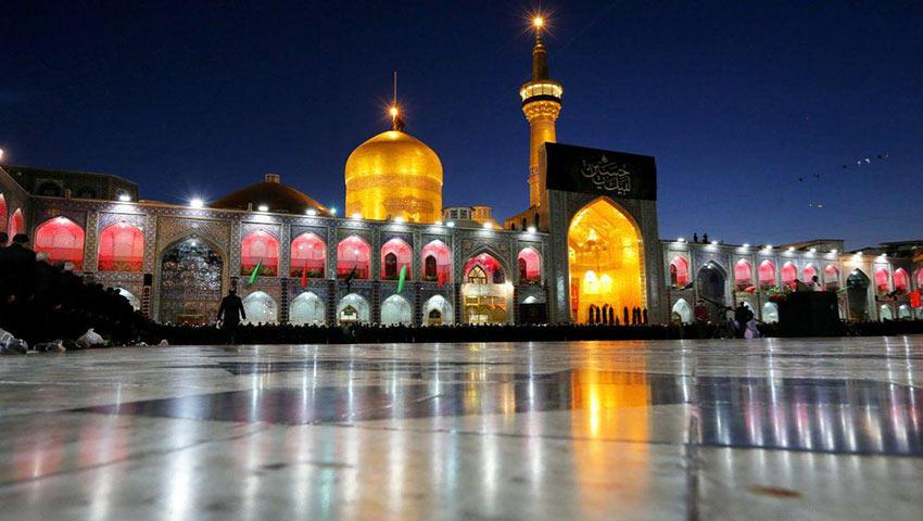 عکس مشهد مقدس حرم امام رضا