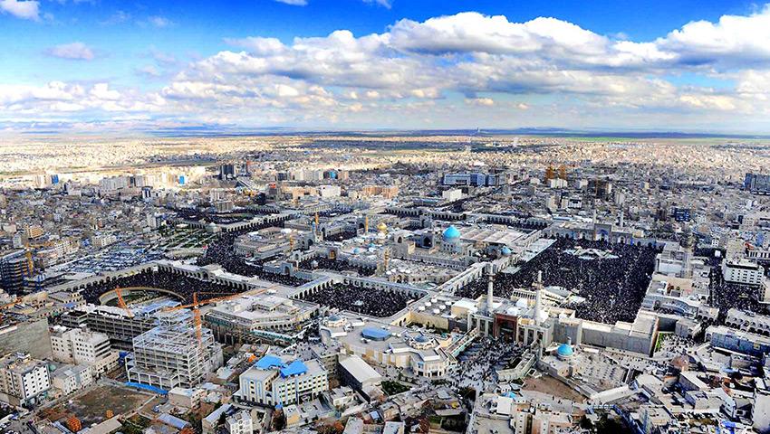 مکان های تاریخی مشهد را بشناسید!