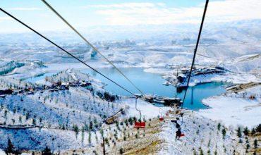 جاهای دیدنی مشهد در زمستان