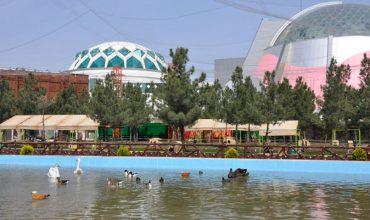 منطقه گردشگری سپاد مشهد