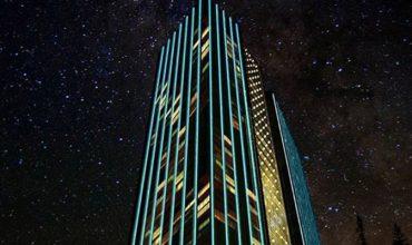 برج تجاری اداری آرمیتاژ گلشن مشهد
