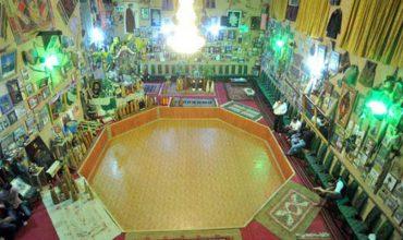 موزه شاه لافتی مشهد