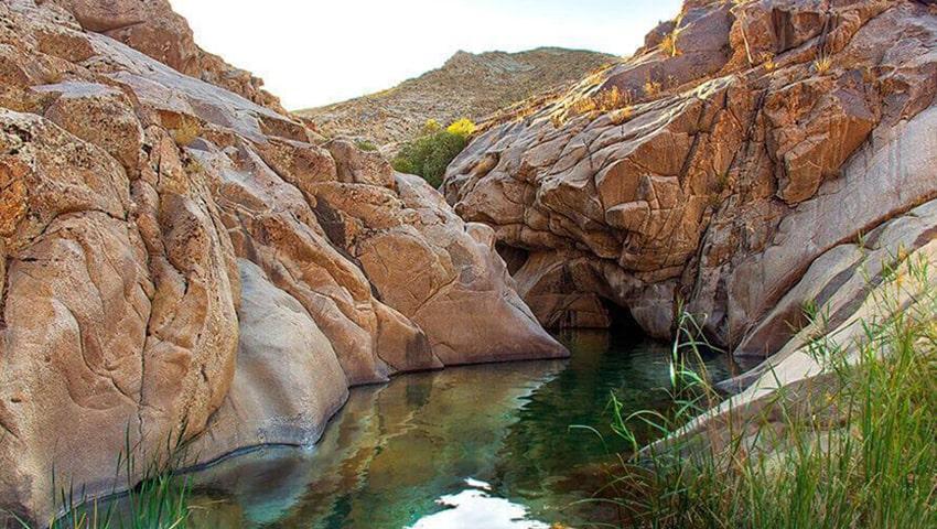 پارک هفت حوض مشهد