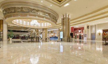 هتل های پنج ستاره مشهد نزدیک حرم