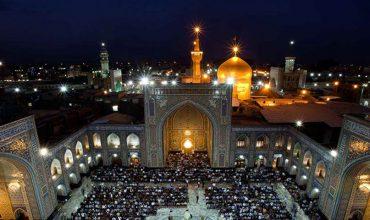 هیئت های عزاداری مشهد