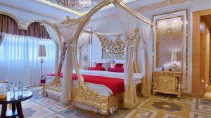 لوکس ترین اتاق هتل الماس مشهد