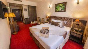 اتاق vip در هتل کیانا مشهد