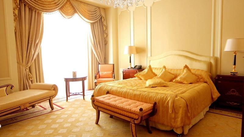 رزرو هتل بزرگ پارک حیات مشهد
