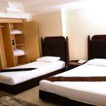امکانات اتاق های هتل آتی مشهد مقدس