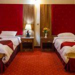 عکس اتاق های هتل خورشید تابان