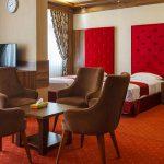 امکانات اتاق های هتل مجلل خورشید تابان