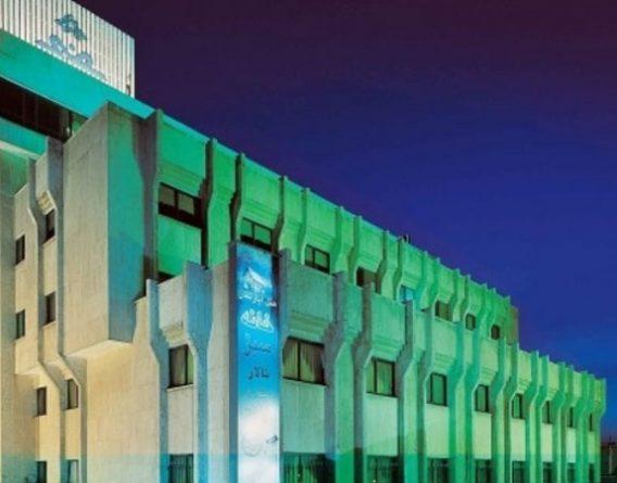 اتاق هتل خانه سبز مشهد
