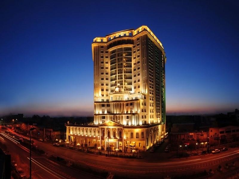 رزرو هتل قصر طلایی در مشهد