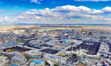 آشنایی با مرکز خرید فیروزه مشهد